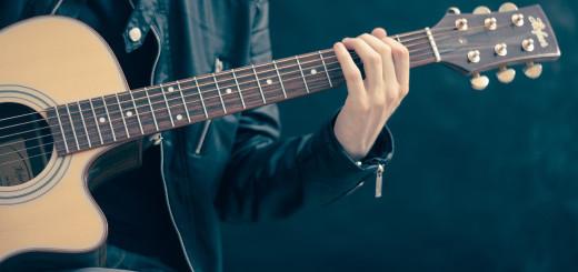 gitarre lernen spielen einfach