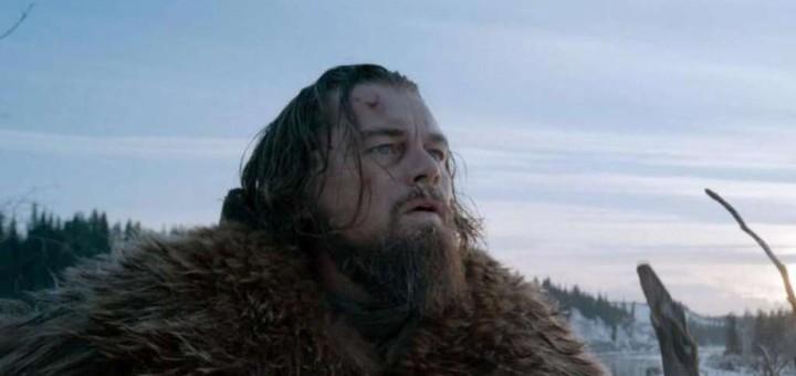"""The Revenant"" mit Leonardo Di Caprio Oscar"