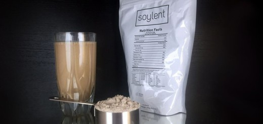 Soylent Pulver Nahrung