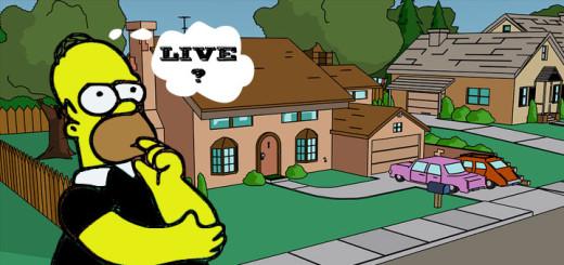 Simpsons Live