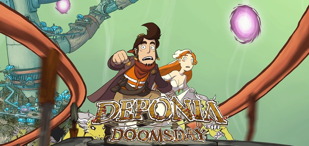 Deponia Doomsday Review - Daedalic Entertainment - Deponia 4