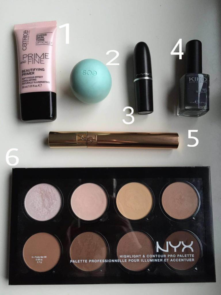 Meine 6 Beauty Must Haves für kleines Geld
