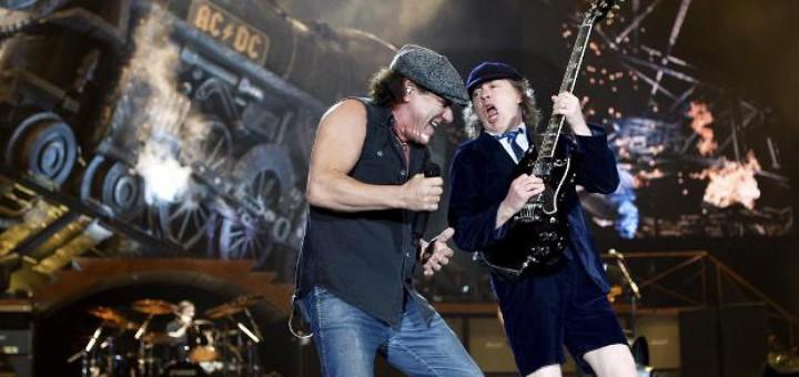 AC/DC nimmt wieder fahrt auf ACDC Tour