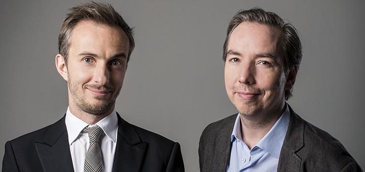 Böhmermann wechselt zu Spotify Sanft und Sorgfältig Olli Schulz