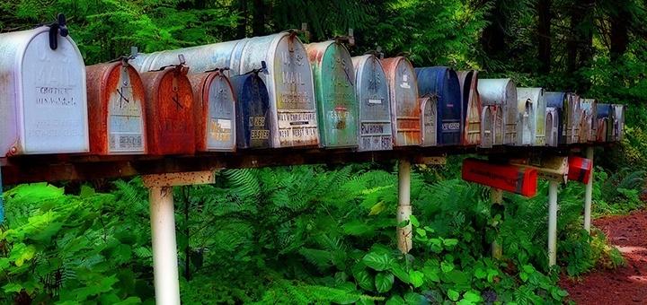 Briefkasten in Panama Papers Steuerhinterziehung