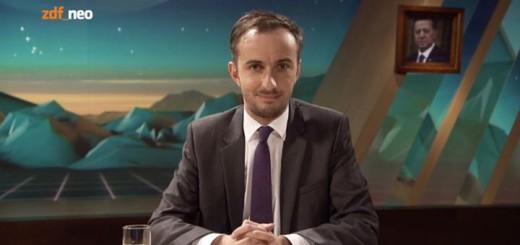 Die Staatsaffäre Affäre Boehmermann Unterstützung durch das ZDF
