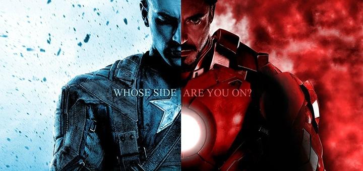 Marvels The First Avenger Civil War Captain America – Film Kritik Review