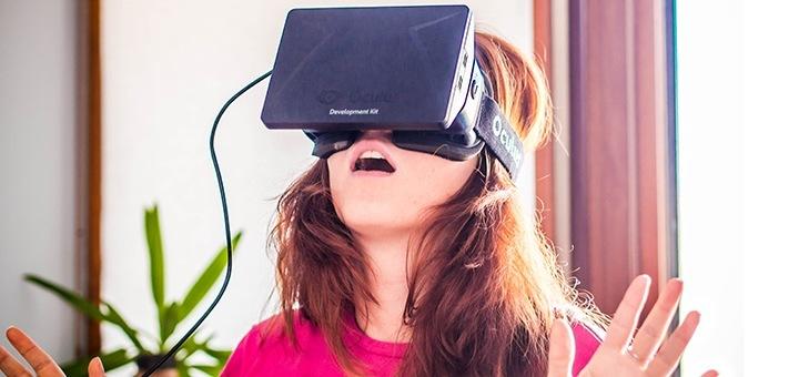 Oculus Rift, HTC Vive, Playstation - VR Virtual Reality Brillen VR-Brillen Vergleich