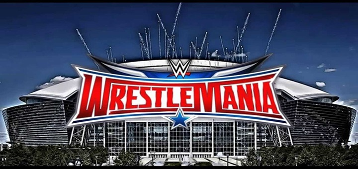 Wrestlemania 2016