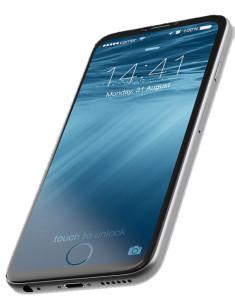 Das neue iPhone kommt angeblich ohne die klassische Home-Taste.