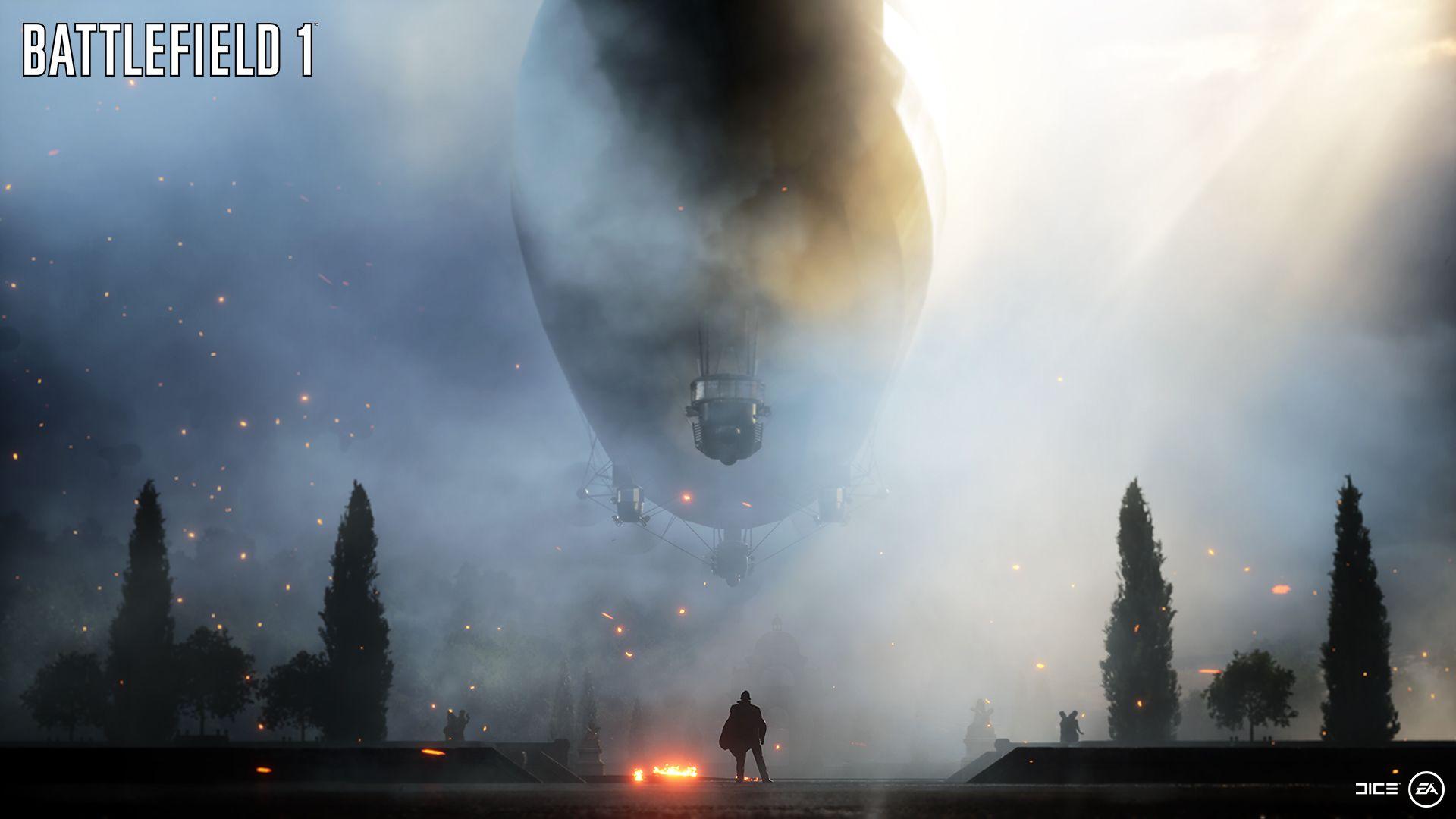 Die Fahrezeuge in Battlefield 1 sind größer denn je.