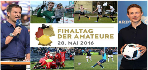 Finaltag der Amateure live in der ARD - Amateurfussball