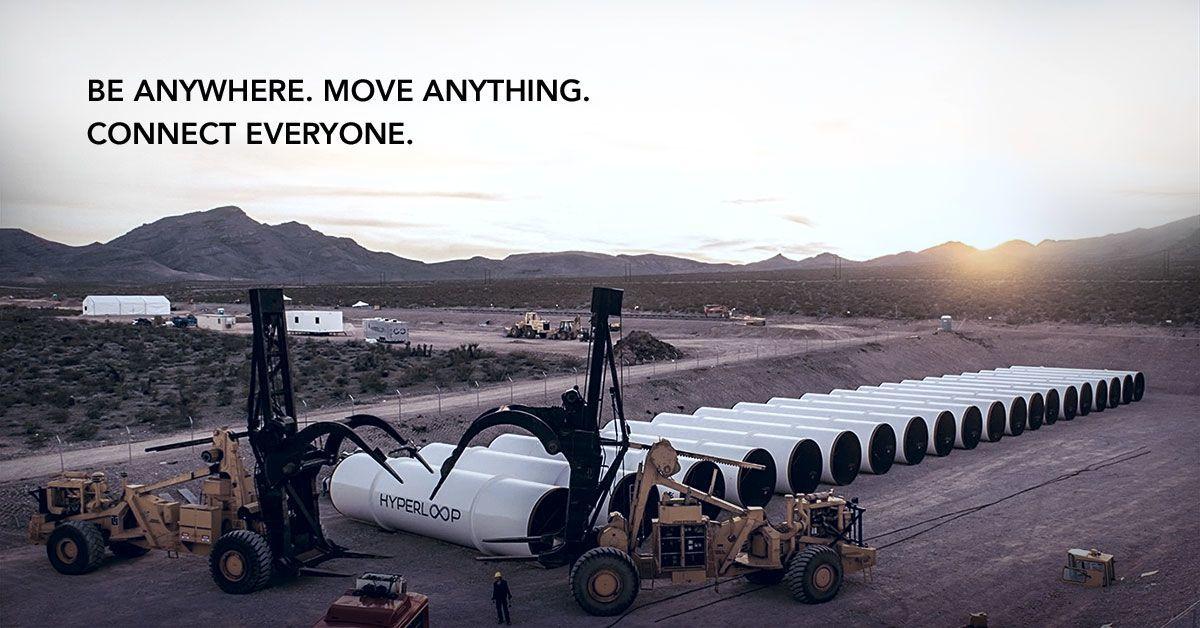 Hyperloop One - Das Reisen der Zukunft