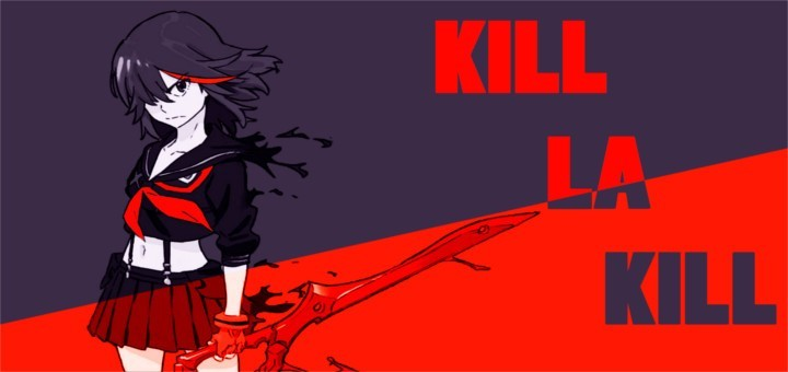 Kill la Kill - Anime Kritik Review