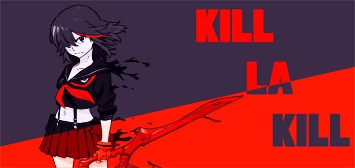 Kill la Kill - Anime Kritik Review