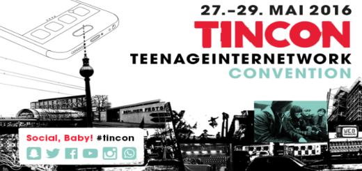 TINCON – die teenageinternetwork convention