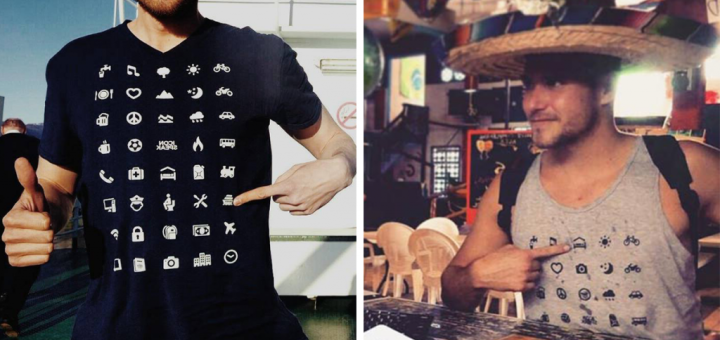 tshirt iconspeak
