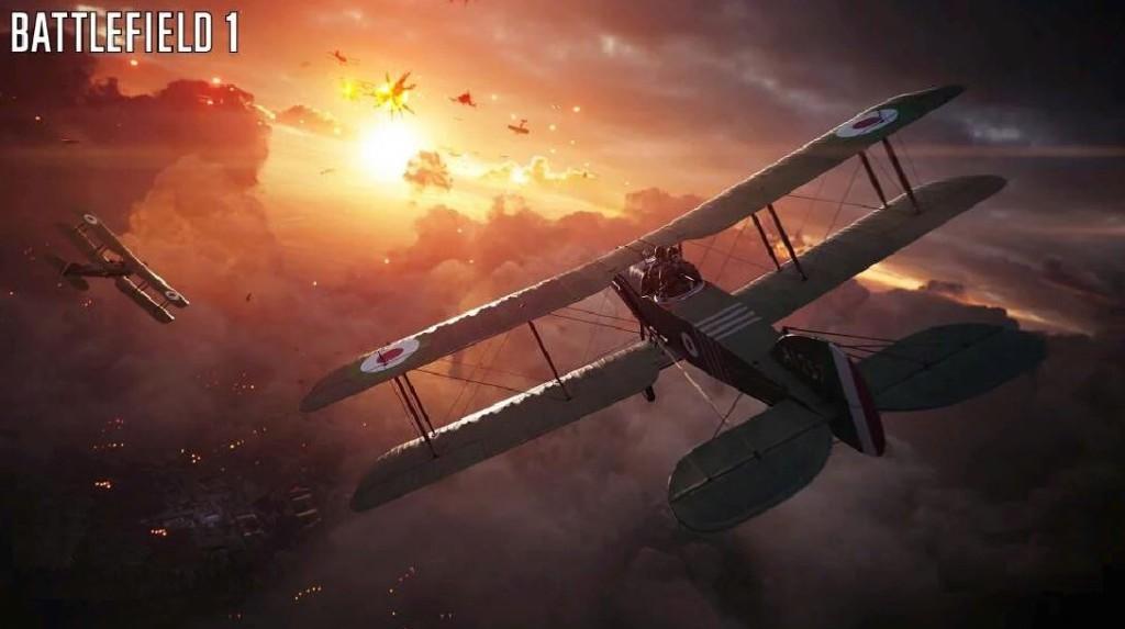 Das Wetter spielt in Battlefield 1 eine wichtige Rolle.