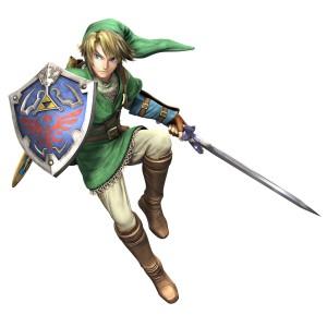 """Einer der bekanntesten Videospielhelden aller Zeiten: Link aus """"The Legend of Zelda"""""""