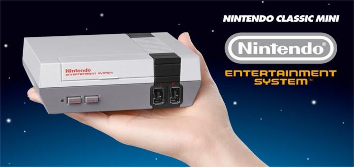 Nintendo Classic Mini NES - Die Kult-Konsole neu aufgelegt!