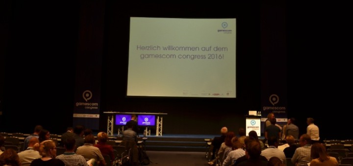 Gamescom congress 2016