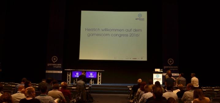 Gamescom congress 2016