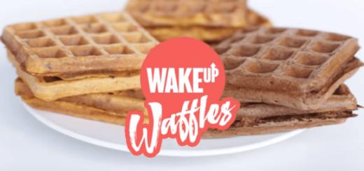 Wake Up Waffles - Der gesunde Start in den Tag