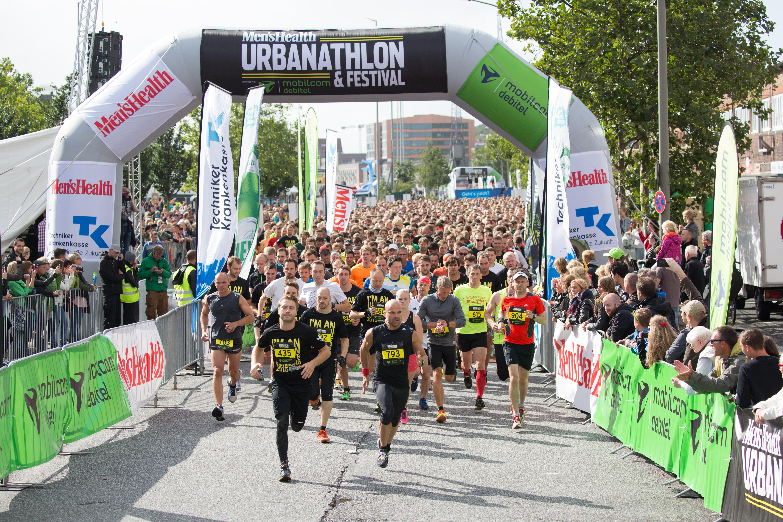 2016 Urbanathlon Hamburg