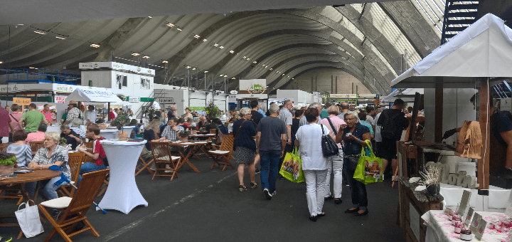 Genuss in allen Variationen - Der Food Market Hamburg