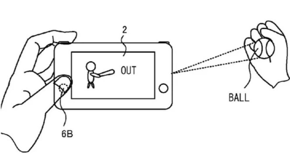 Ein US-Patent zeigt einen Mini-Projektor, der virtuelle Gegenstände in die Hand des Nutzers projiziertEin US-Patent zeigt einen Mini-Projektor, der virtuelle Gegenstände in die Hand des Nutzers projiziert. Foto: US-Patentamt