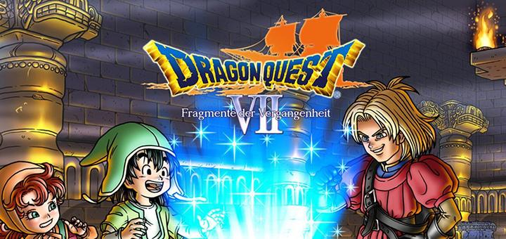 Dragon Quest VII Fragmente der Vergangenheit Dragon Quest 7 Review Test