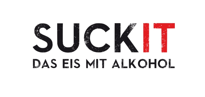 Suck it - Das Eis mit Alkohol