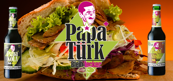 papa türk test getränk