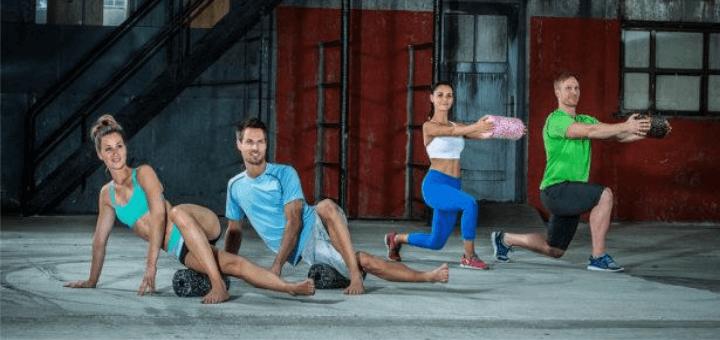 Steigere das Leistungsvermögen deiner Muskulatur - Die BLACKROLL ® Standard im Test