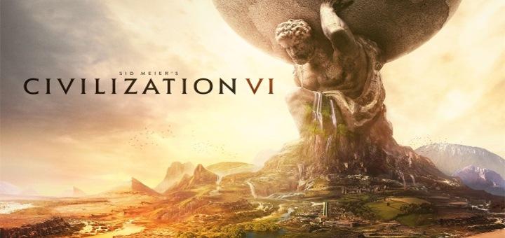 Das neue Flaggschiff von Firaxis: Civilization VI!