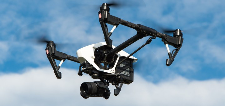 dji inspire Drone Racing