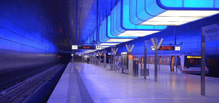 Die Hochbahn rüstet auf - Digital unterwegs in Hamburg