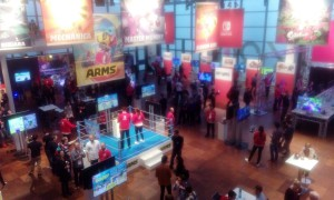 NIntendo Switch Frankfurt