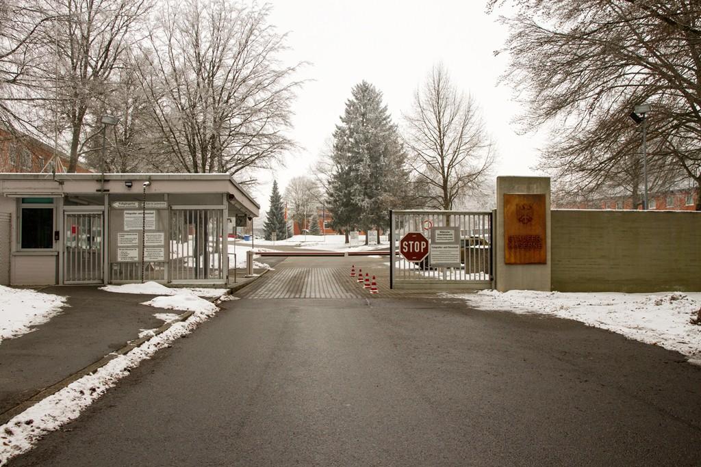 Die Staufer-Kaserne in Pfullendorf beheimatet das Ausbildungszentrum Spezielle Operationen (Quelle: Bundeswehr/Michael Frick)