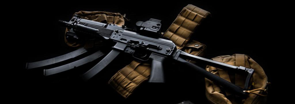Maschinenpistole PP-19-01 SN (Quelle: Kalashnikov Group)