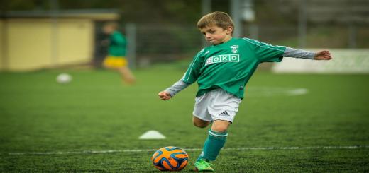 Fußballtraining mit Kindern - #MeinNebenjob