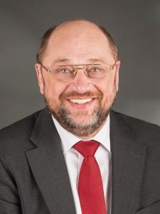 Martin Schulz - Kandidat zur Bundestagswahl 2017 für die SPD