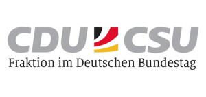Zusammen bilden die CDU und CSU die Union.