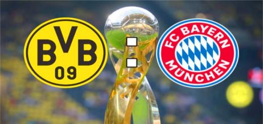 Im Finale des DFL-Supercups heißt es mal wieder: BVB vs. FC Bayern München!