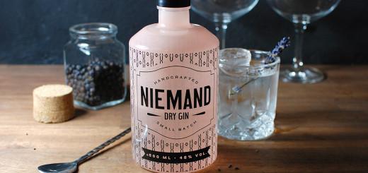 Dry Gin Niemand