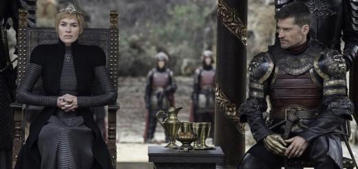 Ungewöhnlich für Cersei: Sie verhandelt! (© HBO)