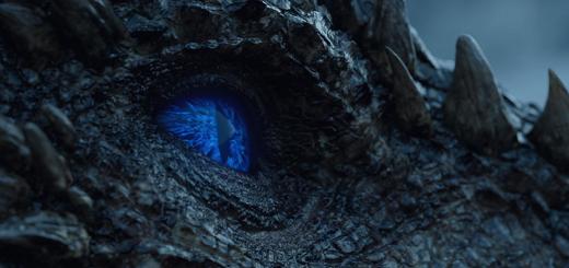 Ein Drache weniger für Daeny - einer mehr für den Nachtkönig... :( (© HBO)