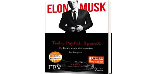 Elon Musk ist einer der größten Unternehmer der Neuzeit. Seine Firmengründungen revolutionieren ganze Unternehmensbranchen und sorgen für viel Aufsehen. Wir haben seine Biografie gelesen und verraten Euch, ob sich das Lesen lohnt.