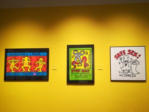 Keith Haring – Posteraustellung im Museum für Kunst & Gewerbe Hamburg