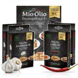 Mio-Olio Chili-Öl Knoblauch-Öl Test Mioolio miolio